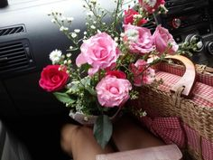 my flower for my fa..