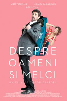 Despre Oameni si Melci (2012) • Director: Tudor Giurgiu • Writer: Ionut Teianu Stars: Andi Vasluianu, Monica Barladeanu, Dorel Visan