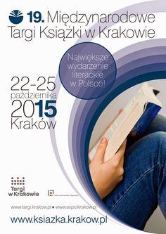 Tym razem nie koncert a rock'n'rollowy tekst o Targach Książki w Krakowie. Tutaj: http://heavy-metal-music-and-more.blogspot.com/2015/11/rocknrollowym-szlakiem-czyli-targi.html