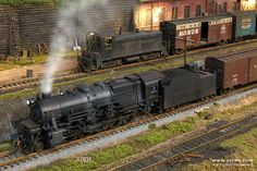 PRR diorama   Model Railroad Hobbyist magazine   Having fun with model trains   Instant access to model railway resources without barriers