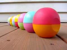 Mix match your eos. I do this all of the time.
