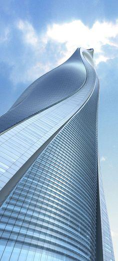 Futuristic Architecture, 1 Park Avenue