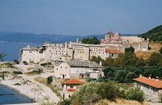 Monastère de Xenophontos