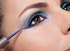 .Blog de Deusa: Como fazer maquiagem com sombra