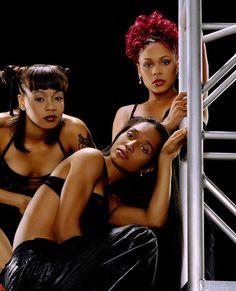 Discografía de TLC en Discogs Tlc Group, Girl Group, 90s Hip Hop, Hip Hop And R&b, Black Girl Magic, Black Girls, Chilli Tlc, Vintage Black Glamour, Black Girl Aesthetic