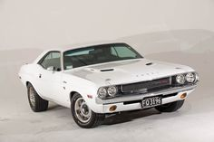Dodge Challenger - Vanishing Point