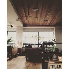YUHさんの、Lounge,観葉植物,ナチュラル,多肉植物,IDEE,TRUCK,セルジュムーユ,自然光,TRUCK…