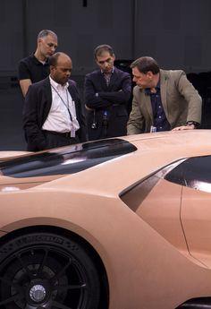 OG | 2016 Ford GT | Full-size clay model
