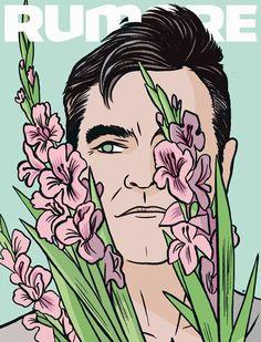 Alessandro Baronciani: Morrissey