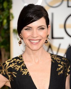 Hi. This is Julianna Margulies. She's a really good actress.