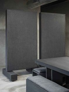 Kanye West's Yeezy design brand has moved into a new studio in Calabasas, which designer Willo Perron has given a bare appearance. Bedroom Furniture, Furniture Design, Bedroom Decor, Bedroom Ideas, Kanye West, Brutalist Furniture, Interior Walls, Interior Design, Interior Inspiration