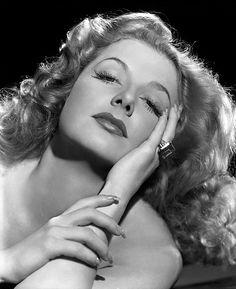 Ann Sheridan-called the 'Oomph Girl' which she naturally hated.