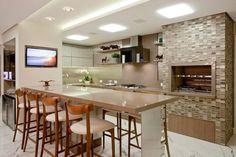 15 ambientes com churrasqueira | http://casavogue.globo.com/Interiores/Ambientes/noticia/2014/09/15-ambientes-com-churrasqueira.html