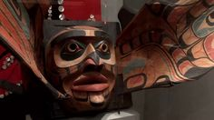 Fyuse - Old mask from the #MIA. #art #mask #museum