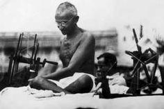 856783b57e7bd Gandhi flip flops sold on Amazon cause anger in India Mahatma Gandhi  Photos