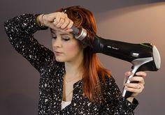 how to get big messy hair tutorial voluminous hair
