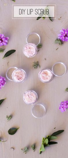 DIY Lip Scrub | Thou