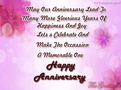 #happyanniversary #occassion #celebrations #wishesforanniversary Marriage Anniversary Quotes, Happy Anniversary, Celebrations, How To Memorize Things, Joy, Let It Be, Happy Brithday, Glee, Being Happy