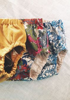 Beautiful Handmade Baby Bloomers | PollenLove on Etsy