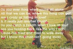 Crush ~ David Archuleta