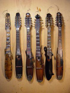 Guitar Diy, Cool Guitar, Acoustic Guitar, Guitar Notes, Cigar Box Guitar, Old Musical Instruments, Cool Violins, Small Guitar, Hurdy Gurdy