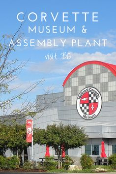 Have you visited the Corvette Museum & Factory Assembly Plant in Bowling Green, Kentucky!? @kytourism @visitbg