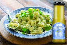 Potato Salad with Ballymaloe French Dressing Parsley Potatoes, Baby Potatoes, French Dressing, Fresh Herbs, Potato Salad, Salads, Vegetarian, Ethnic Recipes, Food