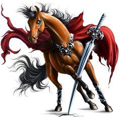 Riding Horse KWPN Dun