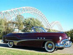 1952-Buick Roadmaster Convertible