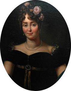 7 December 1786 – 11 December was a Polish noblewoman and a mistress of Emperor Napoleon I. Maria Walewska by François Gérard. Adele, Napoleon Complex, Joseph, French Royalty, French Empire, How To Speak French, French Revolution, Portraits, Royal Jewels
