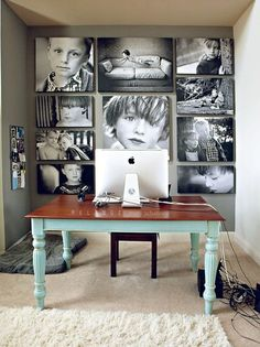 Best Family Picture Wall Decoration Ideas (39)