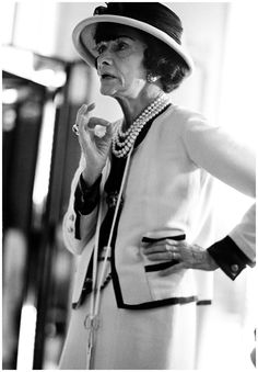 Fashion is not something that exists in dresses only. Fashion is in the sky, in the street, fashion has to do with ideas, the way we live, what is happening. ~ Coco Chanel