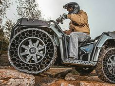Polaris Airless Tires