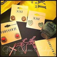 Forever 21 Accessories Haul