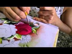 Uma aula com um passo a passo muito detalhado para você aprender com muita clareza como você deve fazer para ter uma excelente pintura.