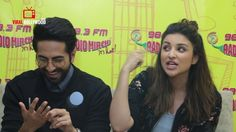 Parineeti Chopra Full Speech Meri Pyaari Bindu Promotions At Radio Mirchi