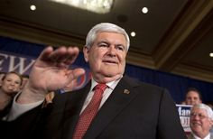 31 #prezpix #prezpixng election 2012 candidate: Newt Gingrich publication: abc news photographer: AP Photo publication date: 3/7/12