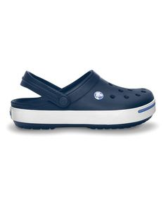 a93bae00929ee Love this Navy   Bijou Blue Crocband™ II Clog - Unisex on