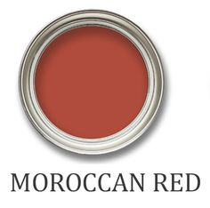 moroccan red paint swatch one of the many natural and eco friendly colours available for - Moroccan Red Paint