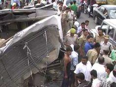 बारात में जा रहे आठ लोगों की ट्रक से कुचलकर मौत #RoadAccident #Dhanbad  #Jharkhand #LatestNews