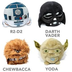 Star Wars Plush Toys $19.99
