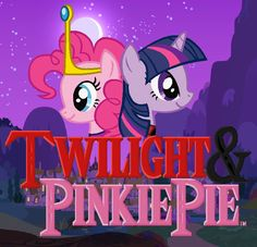 Nergal And Princess Bubblegum In My Little Pony PMV (Twilight And Pinkie Pie) Cartoon Network HD 2017 Art By Nathaniel