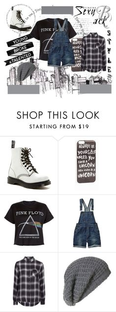 """""""Sin título #58"""" by miley11-732 on Polyvore featuring moda, Dr. Martens, JFR, Floyd, Fat Face, Topshop, Topman, women's clothing, women y female"""