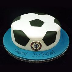 another option for zeke's soccer cake
