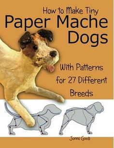 Make Animal Sculptures with Paper Mache Clay: How to Create ...