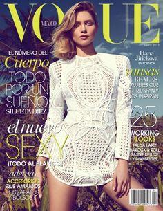 Vogue Mexico April 2013