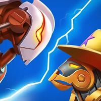 Clash Of Robots 2.0 MOD APK Unlimited Money  action games