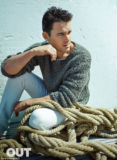 'I frankly did not think people would be that interested': Matt Bomer spoke to Out magazine about what it was like for him to come out of th...