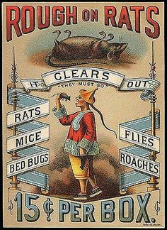 rough on rats ad