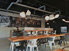 Café Rise & Grind - Marset
